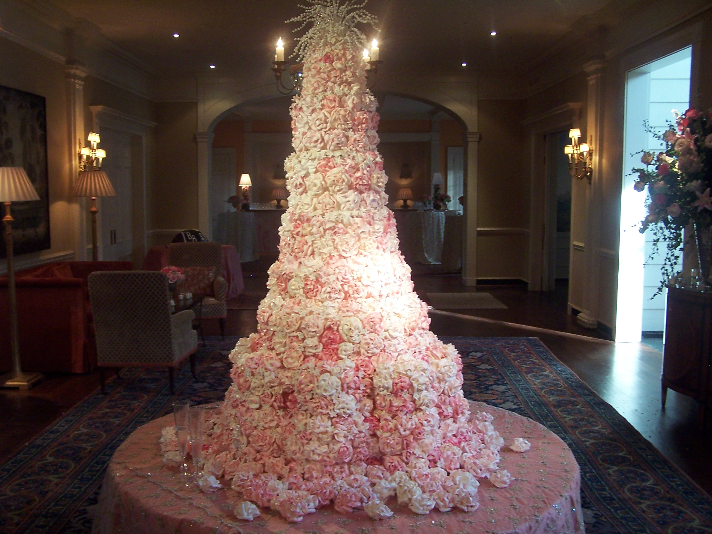 Another Stunning Wedding Cake