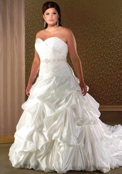 Plus Size Bridal Real Brides Come in All Sizes