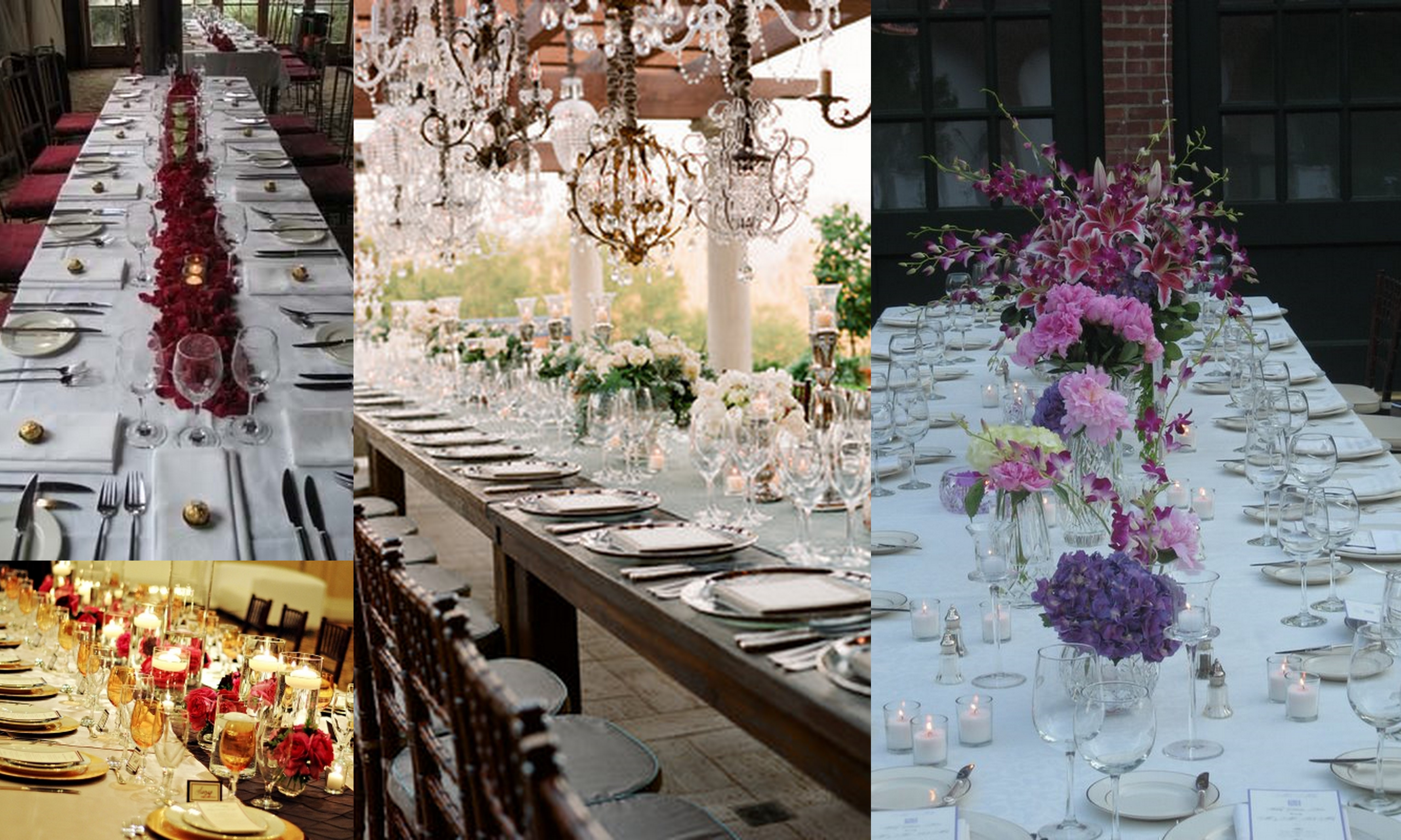 Wedding Table Shabby Chic Wedding Table Decorations wedding centerpieces dish feasting tables for your wedding