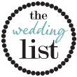 The Wedding List for Facebook