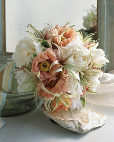 MSW peach bouquet